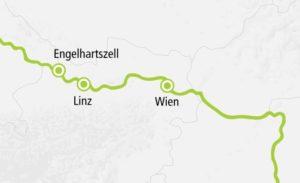A-Rosa Riva Donau Kurz Kreuzfahrt Wien
