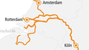 A-Rosa Aqua Rhein Kurz-Kreuzfahrt Amsterdam & Rotterdam