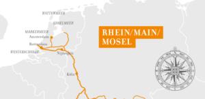 A-Rosa Silva Rhein Kurz Kreuzfahrt Niederlande
