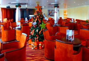 Weihnachten auf der A-Rosa Flotte