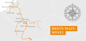 A-Rosa Brava Rhein Panorama