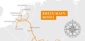 A-Rosa Brava Rhein Weihnachten Nord
