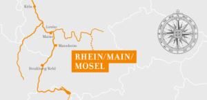 A-Rosa Brava Rhein Weihnachtsmärkte Süd