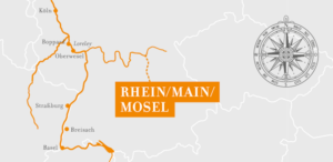 A-Rosa Brava Rhein in Flammen Oberwesel