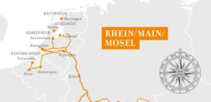 A-Rosa Flora Rhein Erlebnis & Meer