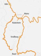 A-Rosa Brava Rhein in Flammen Rüdesheim