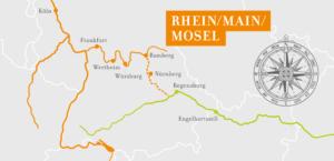A-Rosa Silva Main Romantik ab Engelhartszell nach Köln