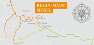 A-Rosa Silva Main Romantik ab Regensburg nach Köln