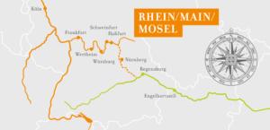 A-Rosa Silva Main Romantik ab Köln nach Regensburg