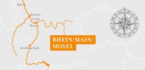 A-Rosa Silva Rhein Weihnachten Süd
