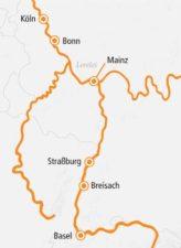 A-Rosa Brava Rhein in Flammen Bonn