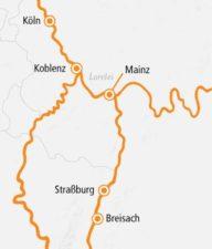 A-Rosa Brava Rhein in Flammen Koblenz