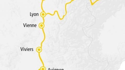 A-Rosa Rhone Route Gourmet / ©A-Rosa Flussschiffe
